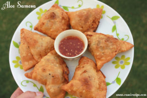 Aloo Samosa Recipe