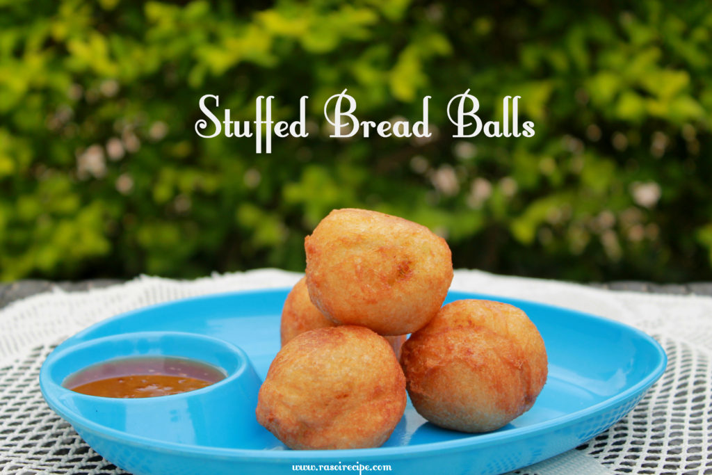 Stuffed Bread Balls